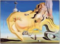 Salvador Dalí. El gran masturbador, 1926