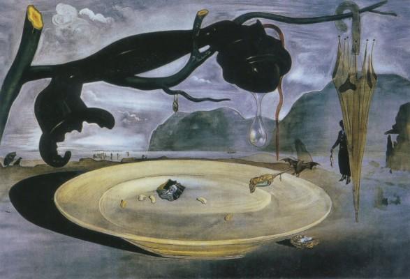 Salvador Dalí. El enigma de Hitler.