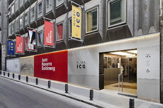 El Museo ICO cumple 20 años