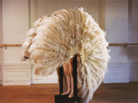 Rebecca Horn. Fotograma The Gigolo,1978