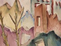 Luis Quintanilla. Ruinas, 1943.