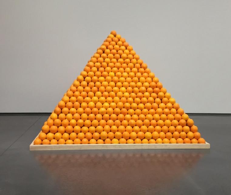 Roelof Louw. Soul City (Pyramid of Oranges), 1967