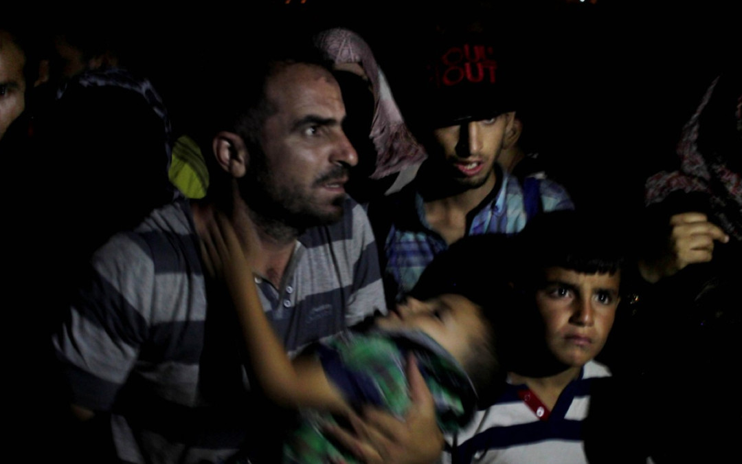 Los refugiados y el arte comprometido