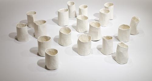 Eva Hesse. Repetition Nineteen, 1967.