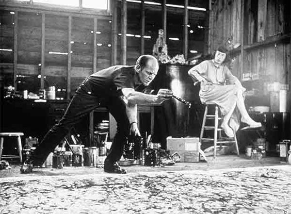 La historia del Mural de Pollock