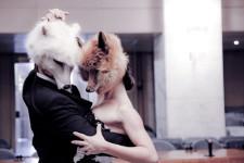 Elena Bellantoni. Fotograma de The Fox and the Wolf: struggle for Power, premiado en 2015.