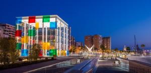 Centro Pompidou de Málaga.