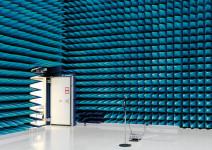 Sala de ESTEC.