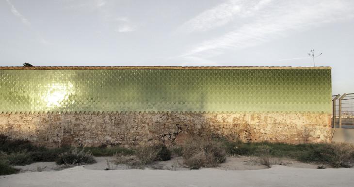 Inés García. Cementerio del Grao, Valencia.