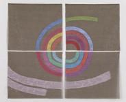 Giorgio Girffa. Fragments, 1968.