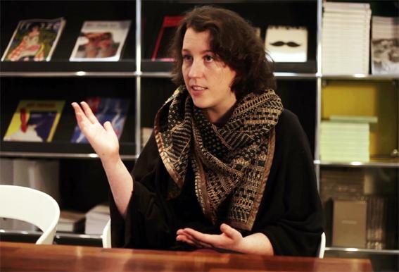 Kate Strain, nueva directora