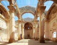 Ferrán Vizoso, Núria Bordas, Jordi Garriga, David José Hevia. Remodelación iglesia de Corbera d'Ebre.
