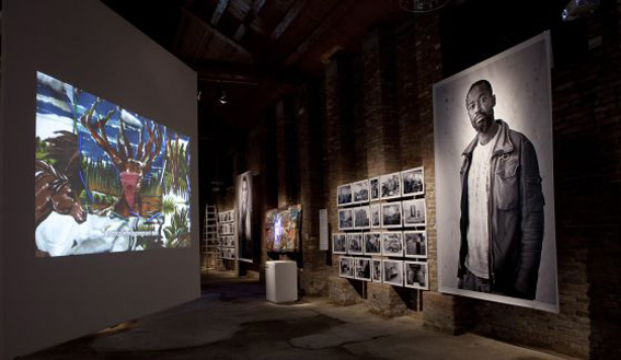Comisario para la Bienal de Venecia