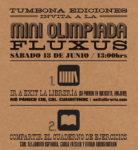 Olimpiadas Fluxus, Exit La Librería