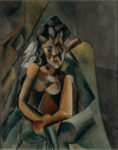 Femme Assise de Pablo Picasso