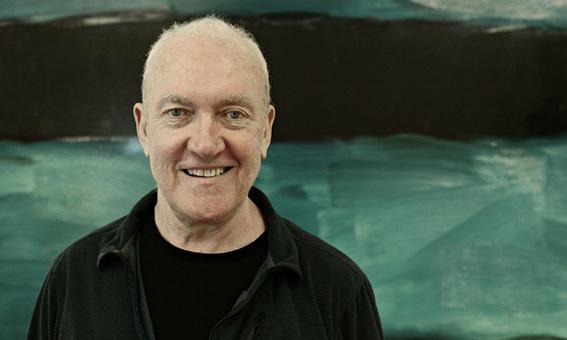 Sean Scully, premio horífico del GGAC