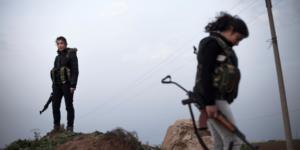 Female Pressure, Rojava: el despertar feminista