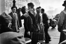 El beso, Doisneau,1950.