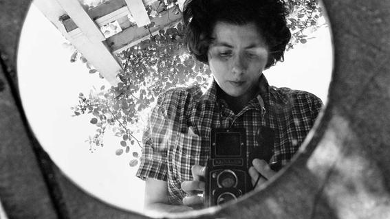 Vivian Maier por Jonh Maloof