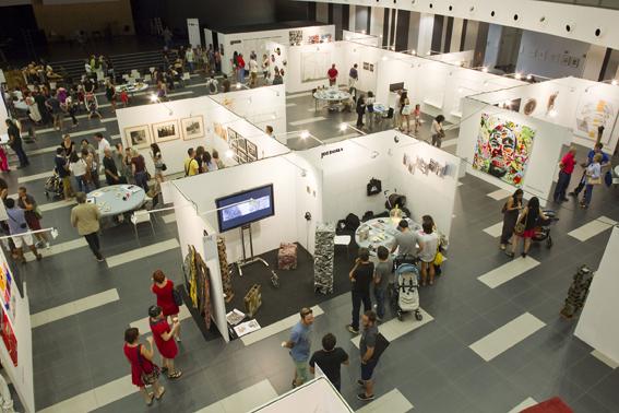 Ayudas al arte contemporáneo español
