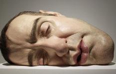 Mask II, Ron Mueck, 2011