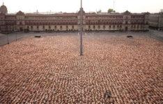 Ciudad de México ,Spencer Tunick, 2004