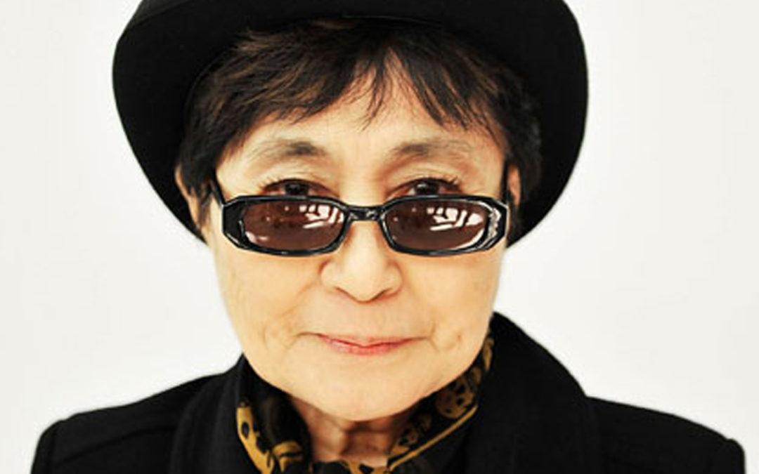 Yoko Ono en el MALBA