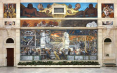 Industria de Detroit, Diego Rivera, 1933
