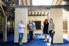 XXIV convocatoria de las Becas Internacionales de Artes Plásticas convocadas por la Fundación Botín