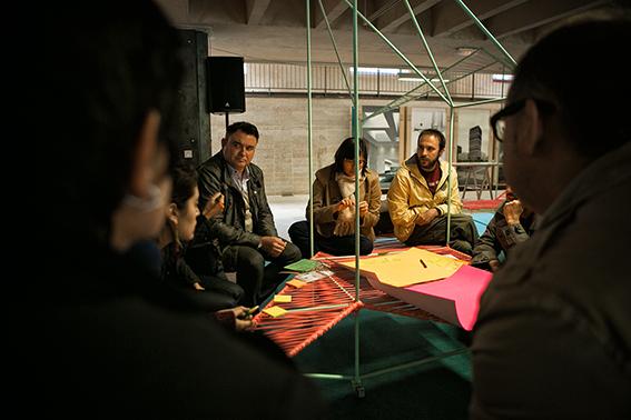 II Encuentro en el COAM