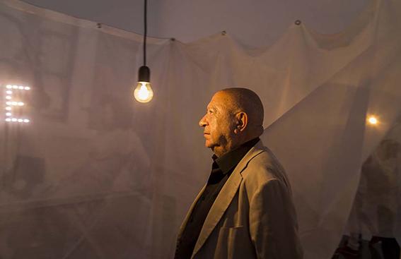 """Christian Boltanski: """"Para un artista toda su vida es una forma de entender su trauma"""""""