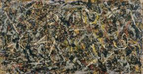 Alchemy, Jackson Pollock. 1947