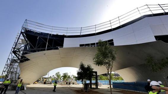 Abre CaixaForum Sevilla