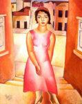 Menina de Guaratinguetá, Emiliano Di Cavalcanti, 1929