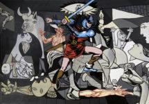 Equipo Crónica, Guernica 69