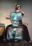 Charlotte Moorman, TV Cello (1971)