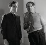 Picasso y Giacometti.