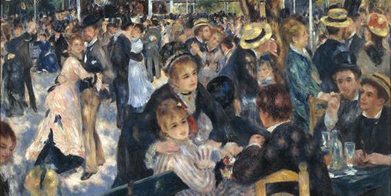 Renoir entre mujeres