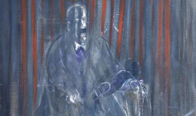 Francis Bacon, Estudio según Velázquez.