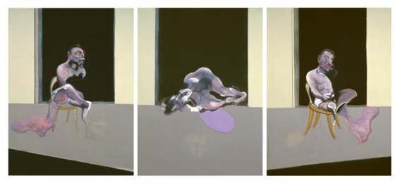 Triptych August, Francis Bacon