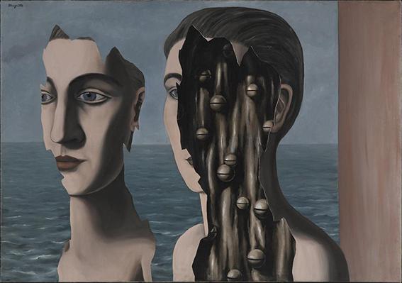 Magritte en el Pompidou