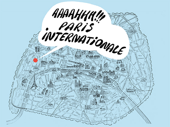 Conversaciones en París Internationale 2016