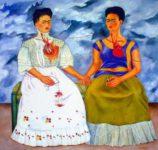 Frida Kalho, Las dos Fridas.