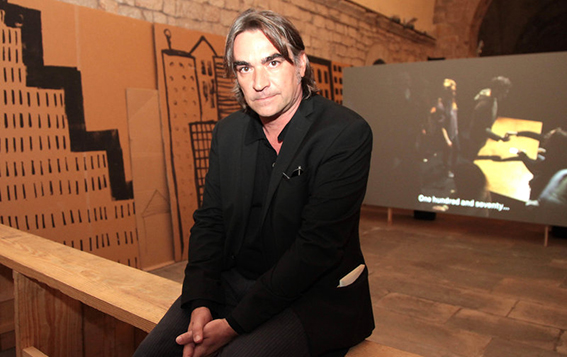 Jordi Colomer a la Bienal de Venecia