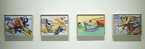 """Entrevista a David Salle: """"La pintura es lo más importante en el arte"""""""