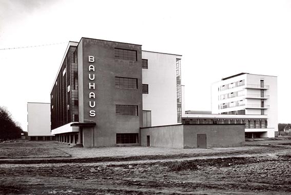 La fotógrafa de la Bauhaus