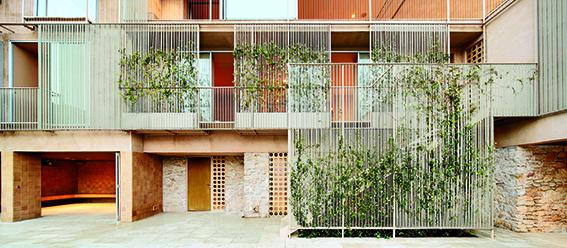 La arquitectura española en Nueva York