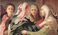 Jacopo da Pontormo, Visitation