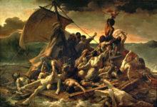 Théodore Géricault, La balsa de la Medusa.