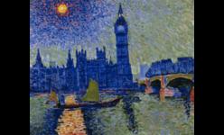 André Derain, Big Ben, 1906.